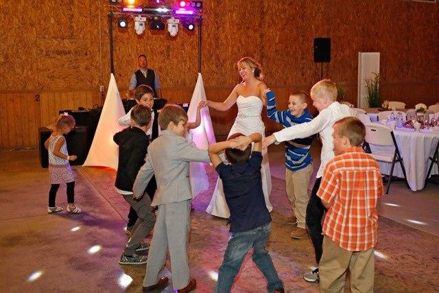 Tmx 1489513237124 561 Christensenwedding Billings, Montana wedding dj