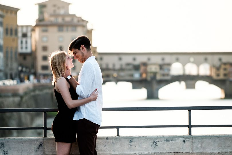 Engagment in Florance