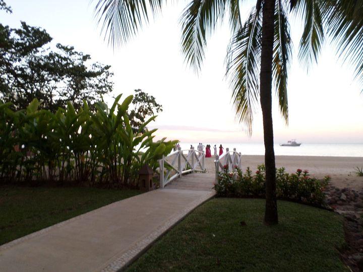 Tmx 1416886028146 Jamaica 082 Santa Monica wedding travel