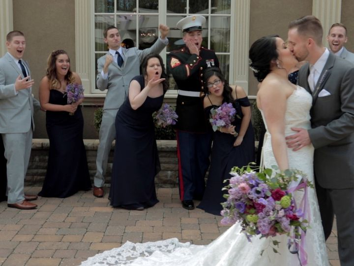 Tmx Bordi F 51 1894393 157549354740536 Audubon, NJ wedding videography