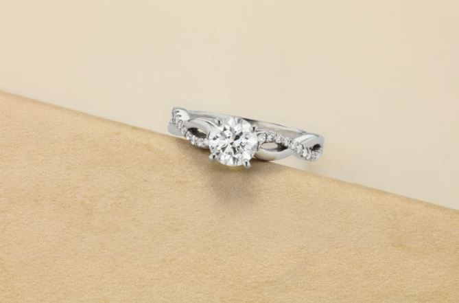 Contemporary Style Ring
