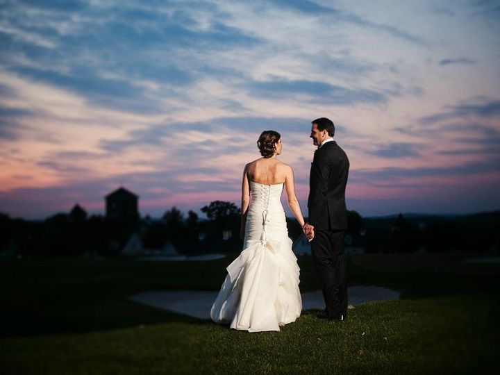Tmx 1381800718261 Kate And Josh Sunset Livingston wedding planner