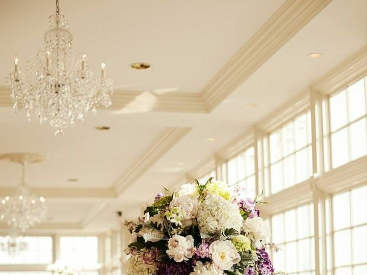 Tmx 1389120861573 Ballroom Centerpiec Livingston wedding planner