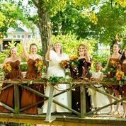 Tmx 1426349214194 Bridge Throw Leaves Livingston wedding planner
