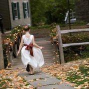 Tmx 1426349286531 Flowergirl Run Livingston wedding planner