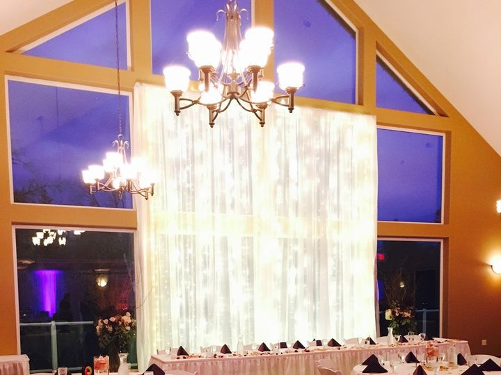 Tmx 1504911368610 Ballroom Ceremony   Pipe  Drape Camas wedding venue