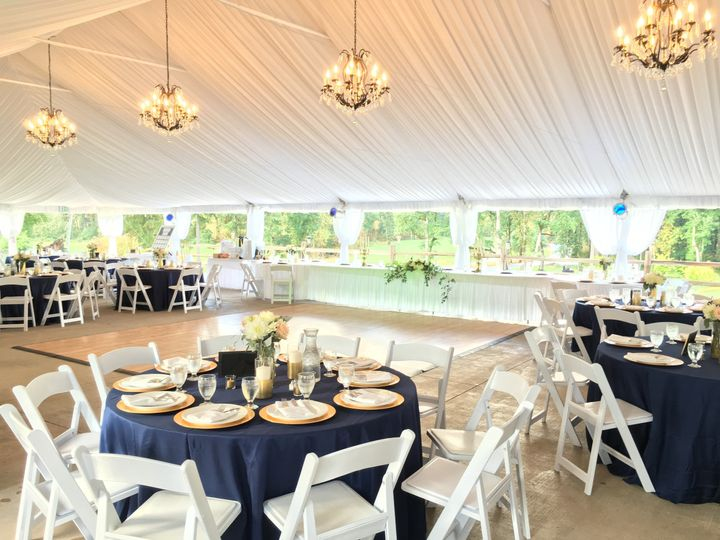Tmx 1504911465760 Pavilion Tent Set Up With Course Background Camas wedding venue