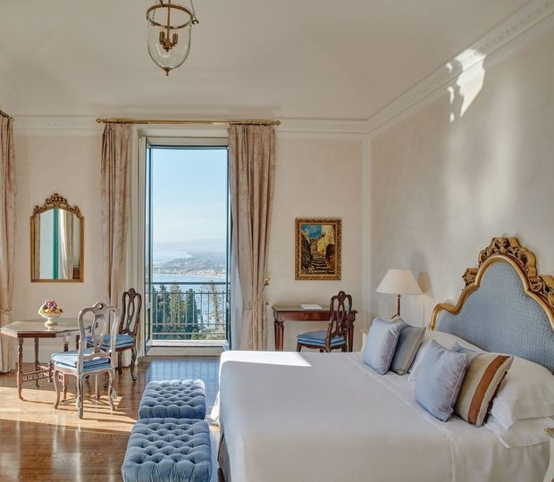 The finest hotels