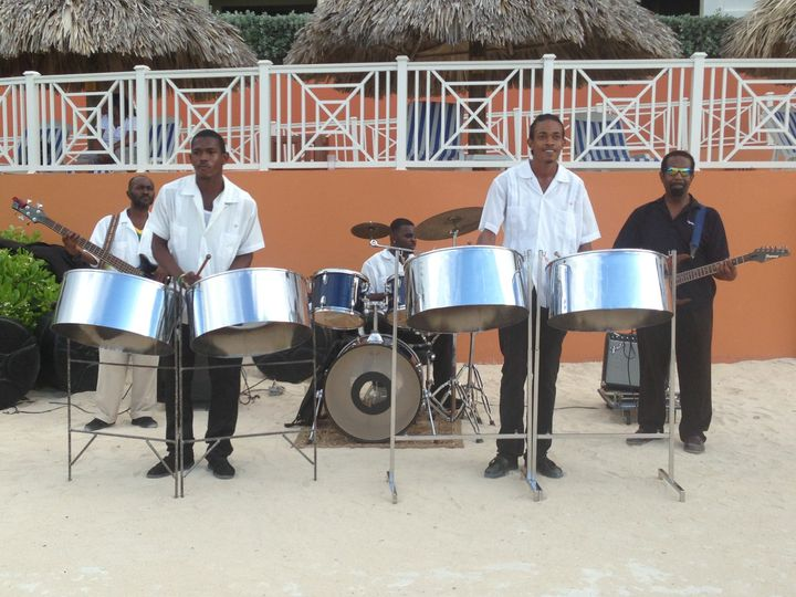 Jamaica: Steel Drum Beach Band