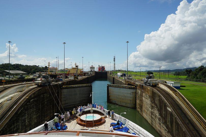 Windstar Cruises: Panama Canal