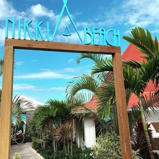 Nikki Beach, St Barths