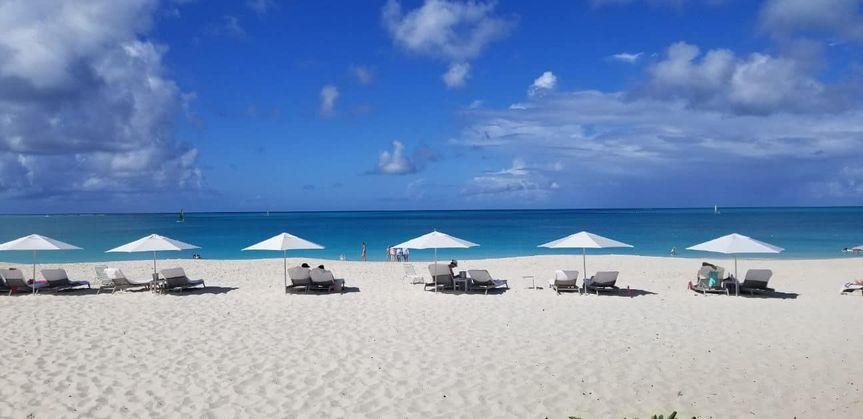 Grace Bay Beach, Turks&Caicos