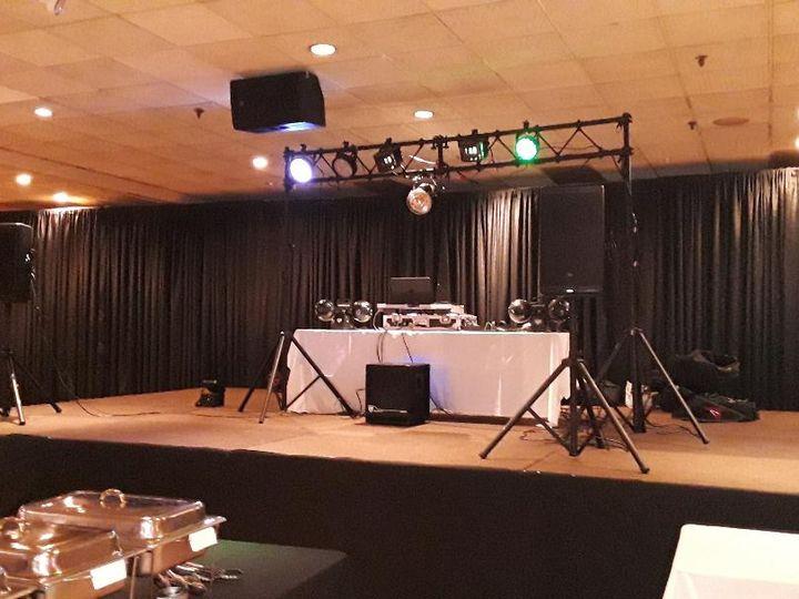 Tmx Truss Set Up 51 1027393 Boston, Massachusetts wedding dj