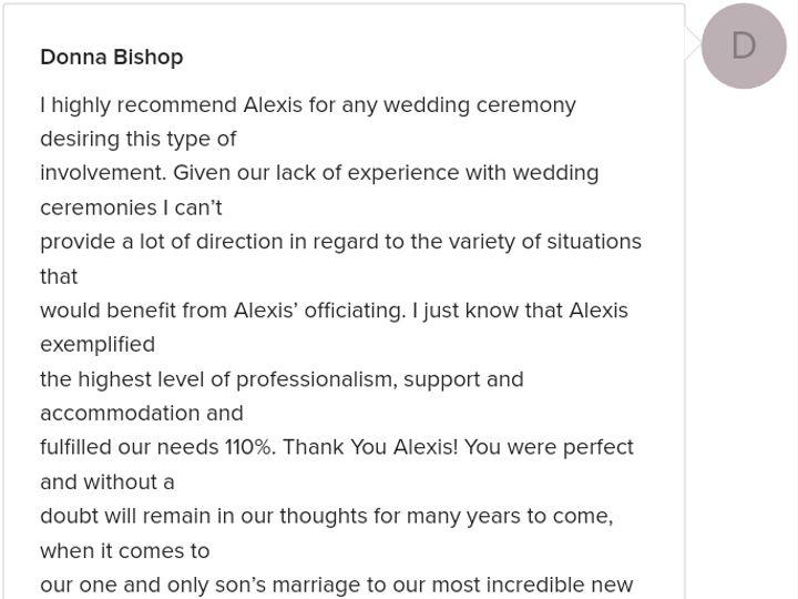 Tmx Screenshot 2019 08 03 00 38 17 Kindlephoto 95063334 51 1067393 1564811004 Tulsa, OK wedding officiant