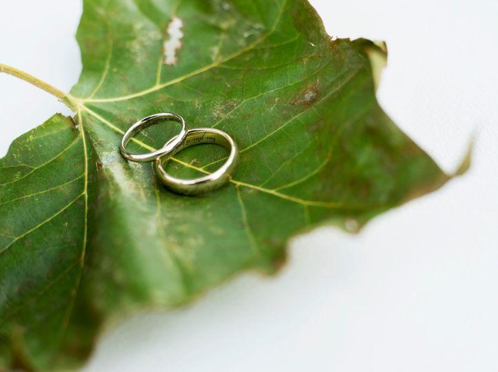 Gorgeous custom rings!