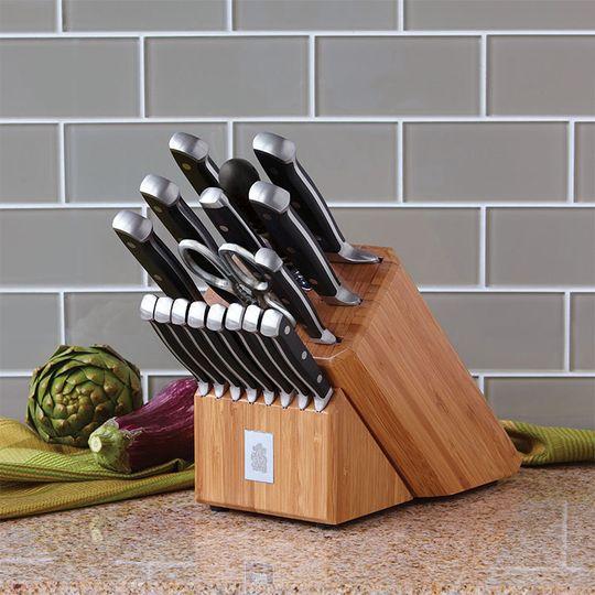 Knife Set Giveaway!
