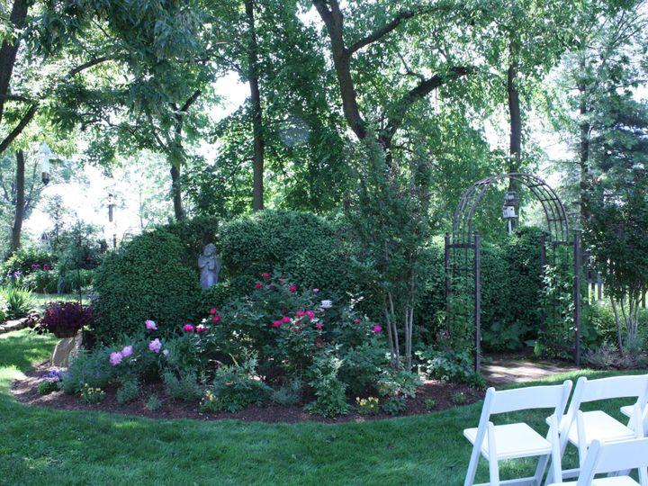Tmx 1383081025730 Garden 01 Flemington, NJ wedding venue
