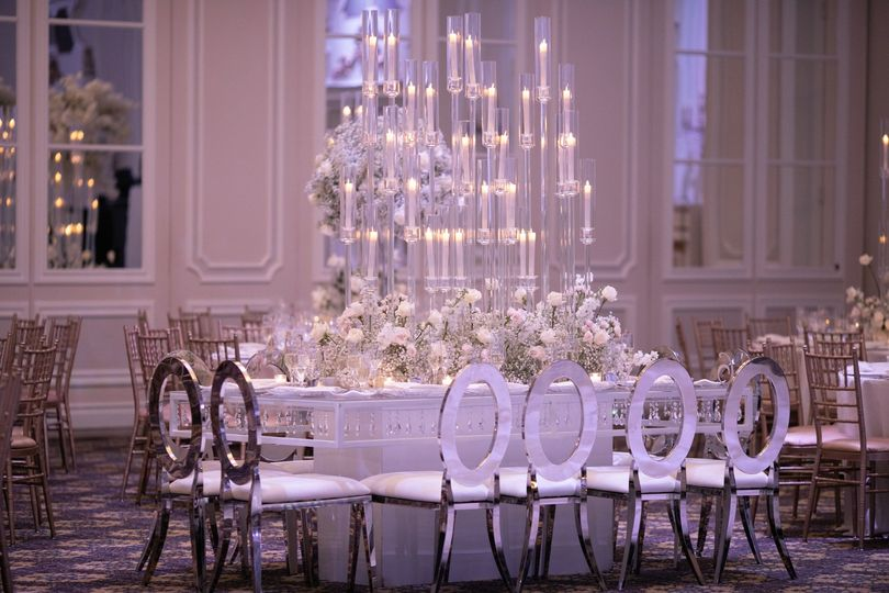 Luxury family tables