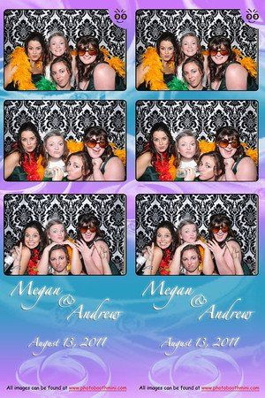 Megan and Andrew Megan and Andrew get married! Family and friends savor the evening with fun in the...