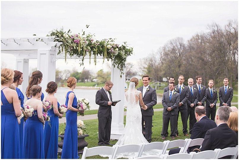 julie tallak wedding 2