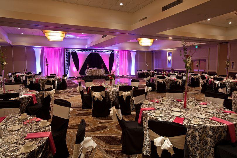 hilton ballroom 2