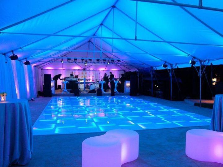 Tmx 1372705918912 Blue In Tent Orlando, FL wedding rental