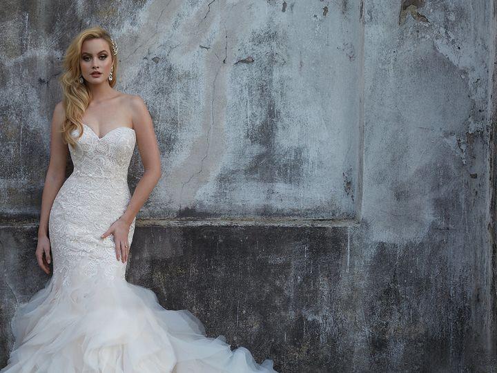 Tmx 1508020981489 9254h Ad1 Williamsburg, Virginia wedding dress