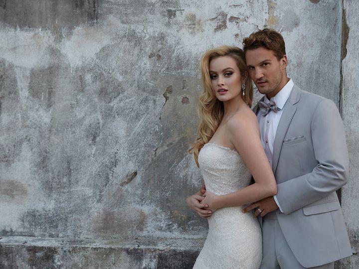 Tmx 1508021266280 9107h Cementtux Ad Williamsburg, Virginia wedding dress
