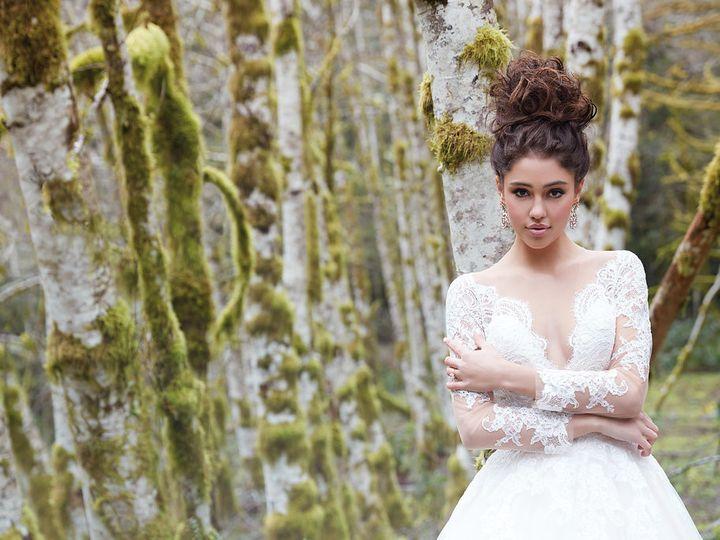 Tmx 1508021330678 9366h Ad1 Williamsburg, Virginia wedding dress