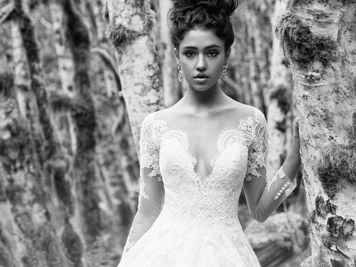Tmx 1508021336521 9366h Ad2 Bw Williamsburg, Virginia wedding dress