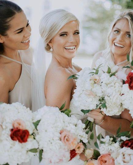 Beautiful Bridal Makeup & Hair