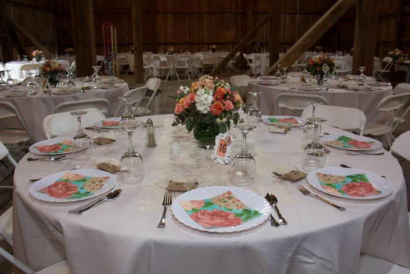 SEI CATERING INC Catering Lititz PA WeddingWire - Catering table setting