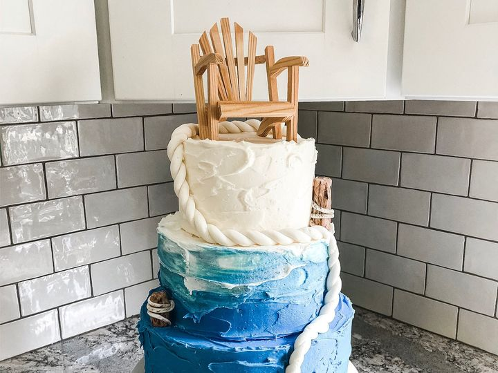 Tmx Ocean Cake 51 1974493 159481946596782 York, ME wedding cake