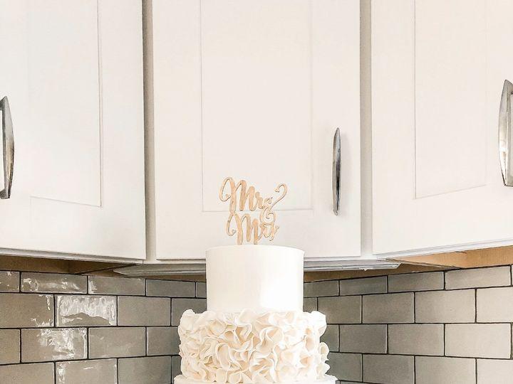 Tmx Ruffle Wedding 51 1974493 159481940369893 York, ME wedding cake