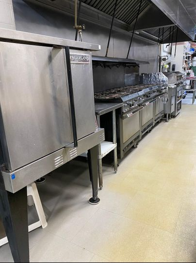 Ovens and grills