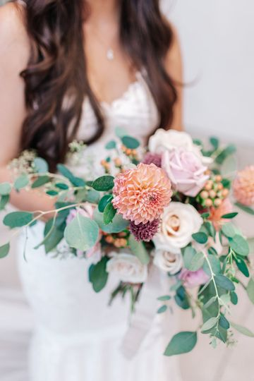 Floral-focused weddings
