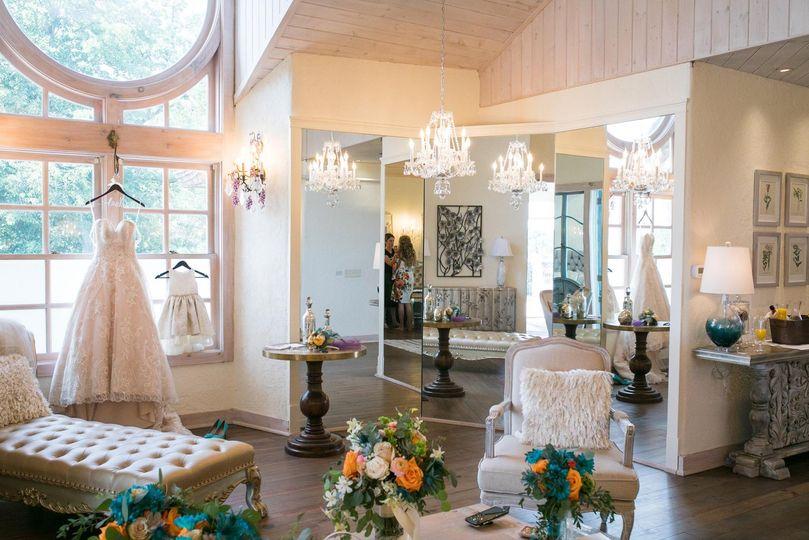 Bavaria Downs - Bride's Suite