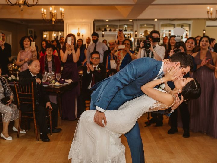 Tmx Bride And Groom First Dance Kiss 382 51 668493 1558364207 Sparta, New Jersey wedding venue