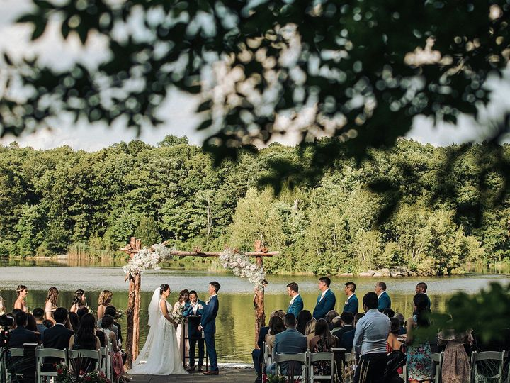 Tmx Outdoor Ceremony Trees 51 668493 1571753336 Sparta, New Jersey wedding venue