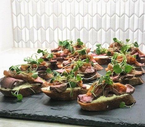 Tmx Steak Crostini Pic 51 1069493 159163192849600 Redmond, WA wedding catering
