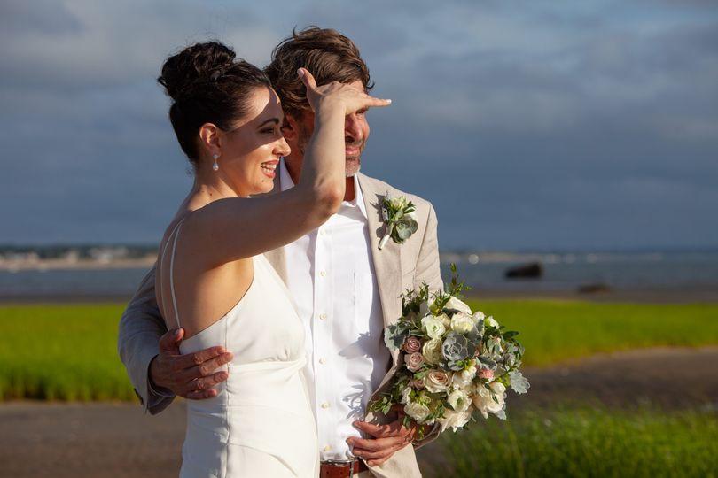 Wellfleet Bay Wedding