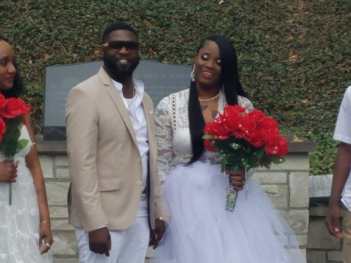 Tmx Fallon And Derrell 2 51 760593 1556488272 Cleveland, Ohio wedding officiant