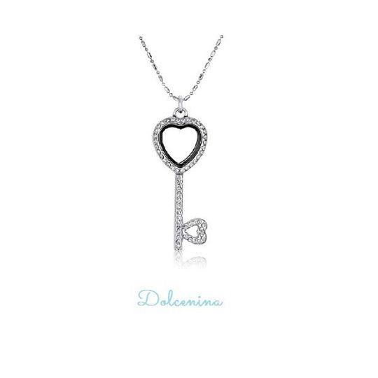 key to the heart locket