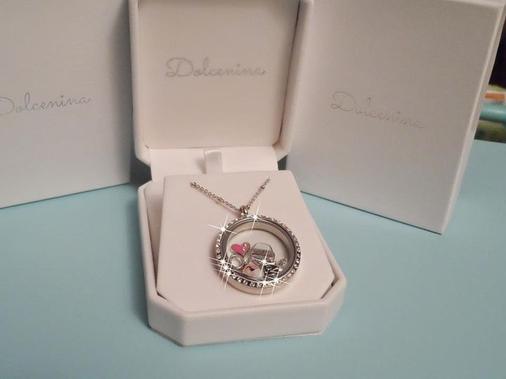 wedding locket gift