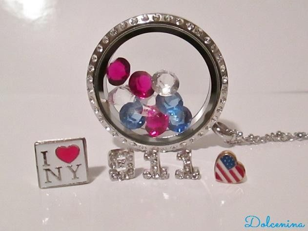 dolcenina911 floating locket and charmsfull