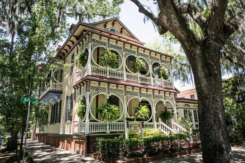 The Gingerbread House, Savannah, Georgia