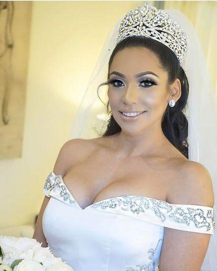 A royal bride