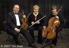 The Festive Trio