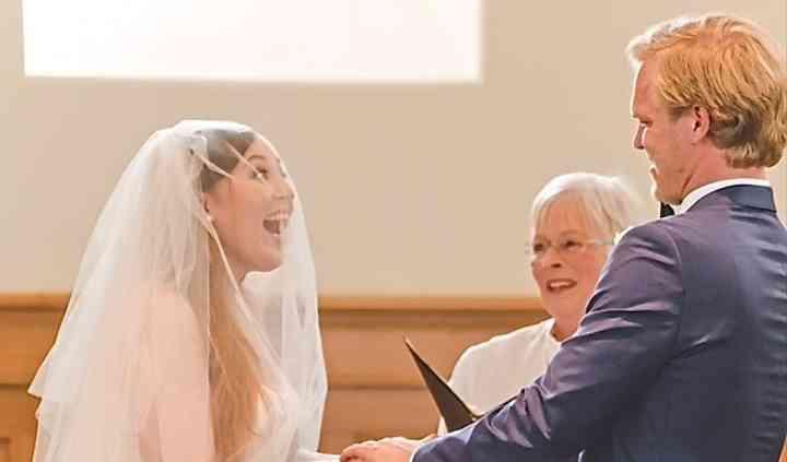 Reverend Elizabeth River Wedding Officiant
