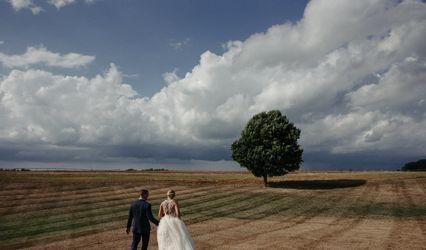 The wedding of Dan and Sally